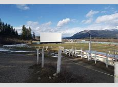 Starlight Drive In Theatre- Enderby, BC
